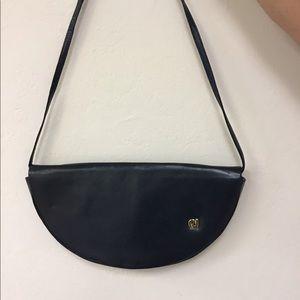 Vintage Charles Jourdan shoulder purse.
